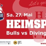 Heimspiel vs Diving Ducks