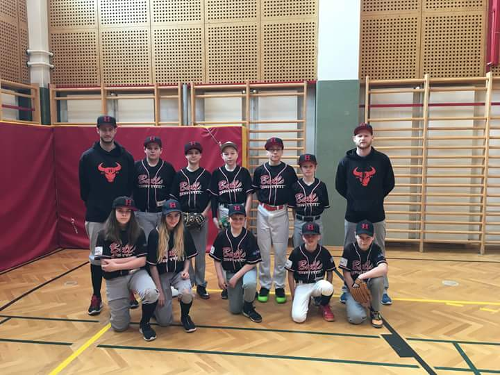 U14 Youngsters beim Wintercup in Wr. Neustadt!
